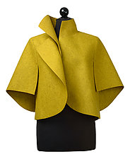 Citrino Jacket by Teresa Maria Widuch  (Wool Jacket)