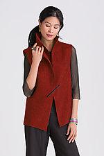 Kvadrat Vest by Teresa Maria Widuch  (Felted Wool Vest)