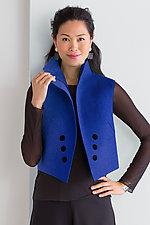 Roku Vest by Teresa Maria Widuch (Wool Vest)