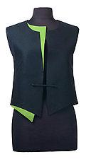 Tilt by Teresa Maria Widuch  (Wool Vest)