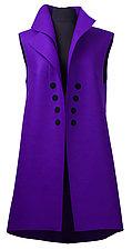 Duster 8 by Teresa Maria Widuch (Wool Vest)