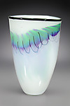 Aurora Vase by Scott Simmons (Art Glass Vase)