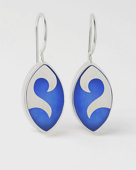 Elliptical Wave earrings