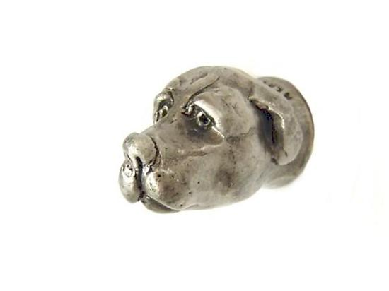 Albert - Small Dog Head Knob