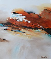 Approach From The Right by Nancy Eckels (Acrylic Painting)