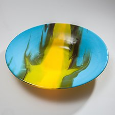 Sunup by Varda Avnisan (Art Glass Bowl)
