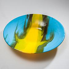 Sunup by Varda Avnisan (Art Glass Bowl)