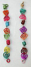 EGB5 by Sylvi Harwin (Aluminum Bracelet)