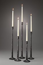 Branches by Luke Proctor (Metal Candleholders)