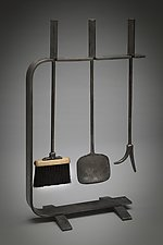 Fire Place Tools by Luke Proctor (Metal Fireplace Tools)