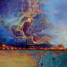Arashi by LuAnn Ostergaard (Giclee Print)