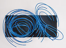 Currents by Andrea Waxman Mulcahy (Metal Wall Sculpture)