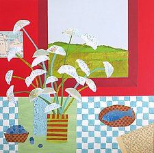 Summer Table V by Suzanne Siegel (Giclee Print)