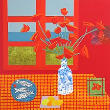 Summer Table IV by Suzanne Siegel (Giclee Print)