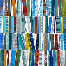 Fragments I by Suzanne Siegel (Giclee Print)