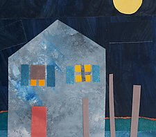 Harbor XV by Suzanne Siegel (Prints Giclee)