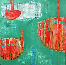Harbor II by Suzanne Siegel (Giclee Print)
