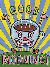 Good Morning! by Hal Mayforth (Giclee Print)
