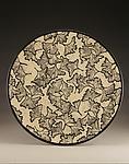 Ginkgo Platter by Jennifer  Falter (Ceramic Platter)
