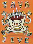Java Jive by Hal Mayforth (Giclee Print)