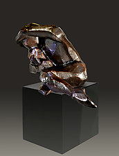 """Dreamer #3"" by Dina Angel-Wing (Bronze Sculpture)"