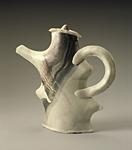 Stick Teapot by Kaete Brittin Shaw (Ceramic Teapot)