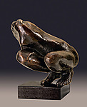 Bather Number 5 by Dina Angel-Wing (Bronze Sculpture)