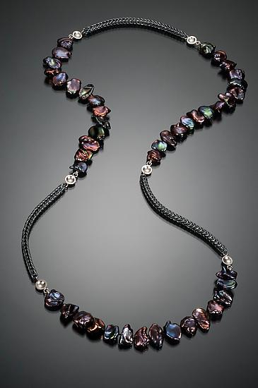 Continuous Strand Necklace