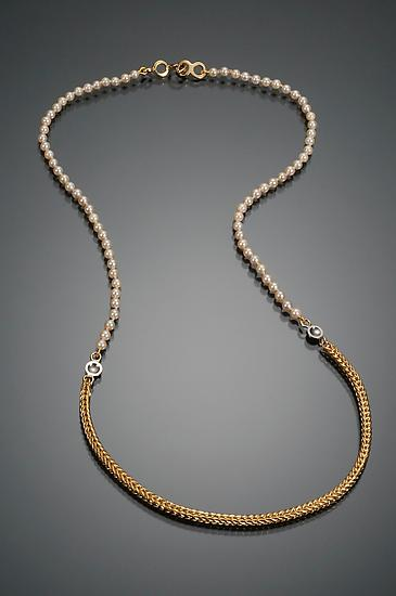 Petite Chain Link Necklace