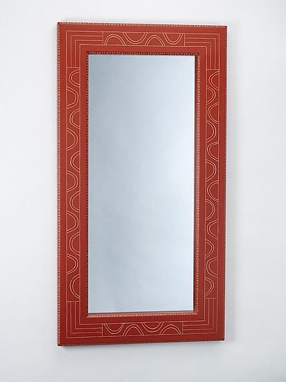 Red Seed Mirror