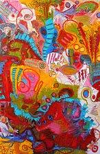 Desert Jambalaya by Jeff  Ferst (Oil Painting)