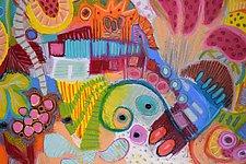 Desert Splendours by Jeff  Ferst (Mixed-Media Painting)