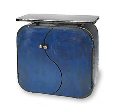 Night Sky Cabinet by Ben Gatski and Kate Gatski (Metal Cabinet)