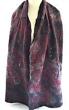 Margot Wrap by Elizabeth Rubidge  (Silk & Wool Wrap)