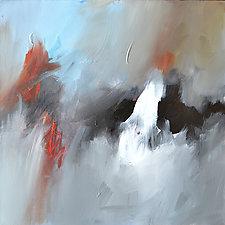 Turbulent Sea by Filomena Booth (Acrylic Painting)