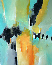 All That Jazz by Filomena Booth (Acrylic Painting)