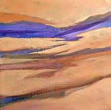 Dunes by Filomena Booth (Acrylic Painting)