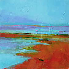 Wetlands by Filomena Booth (Acrylic Painting)