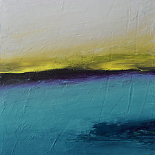 Calm Before the Storm by Filomena Booth (Acrylic Painting)
