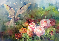 Summer Song by Terrece Beesley (Watercolor Painting)