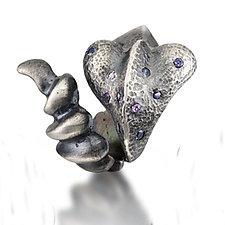 Sarah's Tale by Shana Kroiz (Silver & Stone Ring)