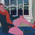 Dreaming by Elisa Root (Oil Painting)