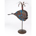 Big Whale by Ben Gatski and Kate Gatski (Metal Sculpture)