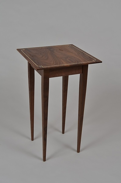 Walnut Side Table II