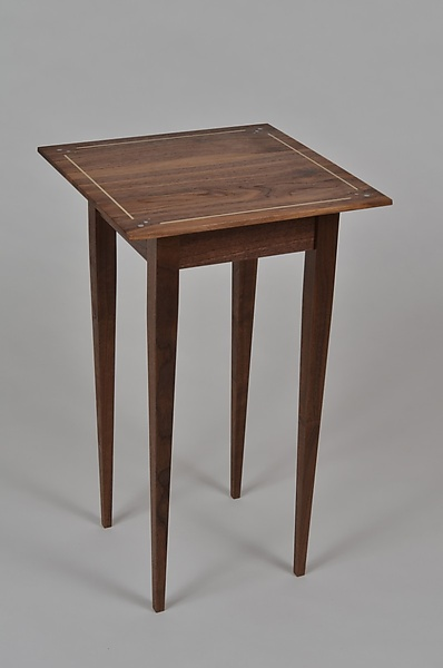 Walnut Side Table III