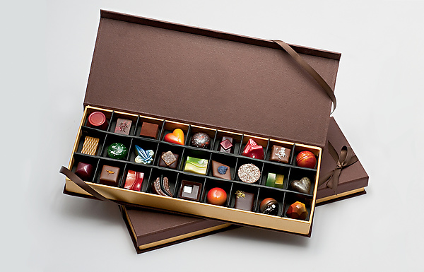 Chocolates: 27-Piece Box