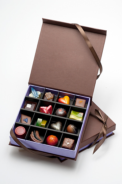 Chocolates: 16-Piece Box