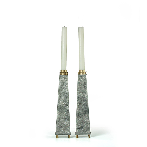 Tall Tapered Candle Holders