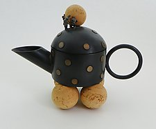 Roll Out the Teapot by Mary Ann Owen and Malcolm  Owen (Metal Teapot)