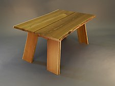 Hector Table by Tim Wells (Wood Coffee Table)